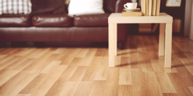 Laminate Flooring in Mooresville, North Carolina