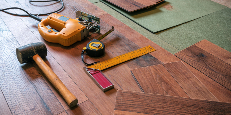 Hardwood Installation in Mooresville, North Carolina