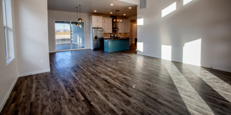 Kitchen Flooring in Mooresville, North Carolina