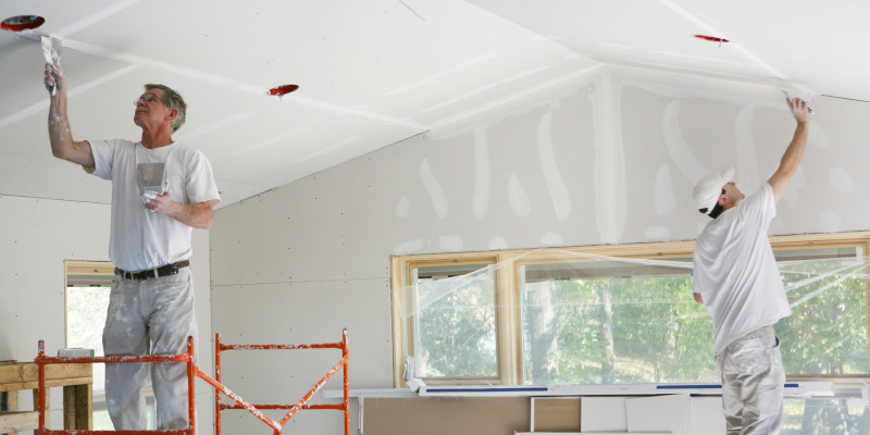 Drywall Services in Mooresville, North Carolina