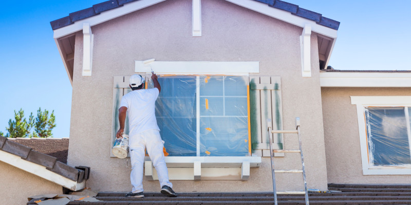 Exterior Painting in Mooresville, North Carolina