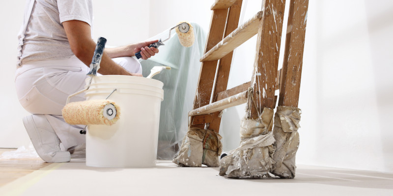 Painting Services in Mooresville, North Carolina