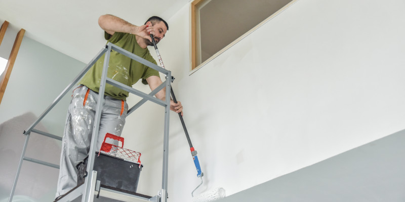 Painters in Mooresville, North Carolina