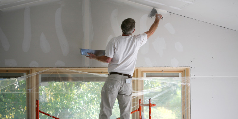 Drywall Repair, Mooresville, North Carolina