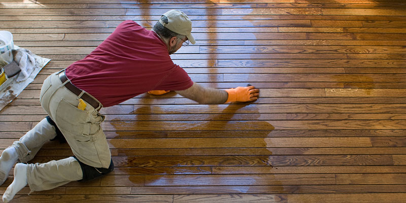 taking care of your existing flooring with flooring restoration