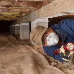 Crawlspace Encapsulation in Mooresville, North Carolina